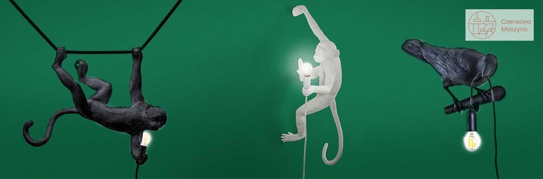 Zjawiskowe lampy Seletti