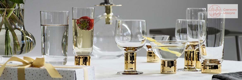 Kieliszki, karafki i szklanki
