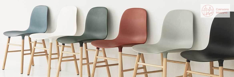 Krzesła, pufy, siedziska