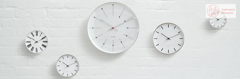 Zegary i budziki Arne Jacobsen