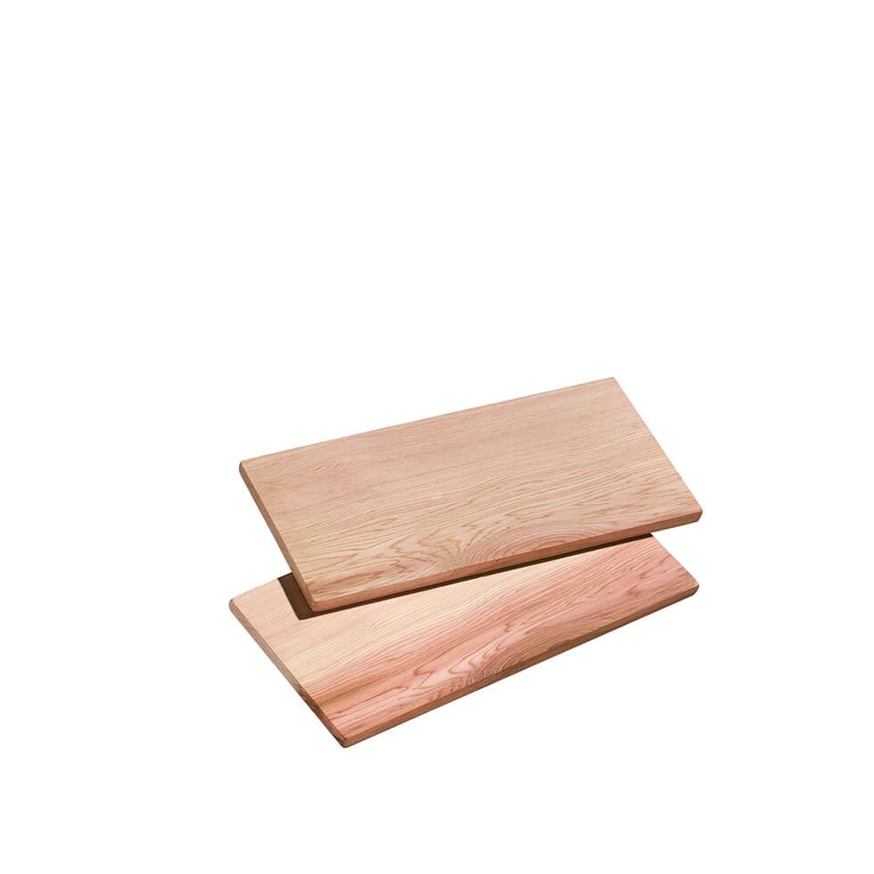 2 deski do grillowania Küchenprofi Smoky 35 cm