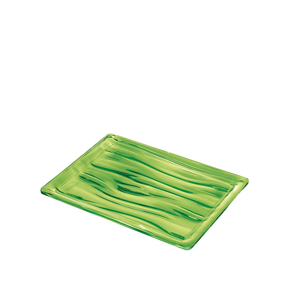 Taca Guzzini Aqua 32 cm, zielona