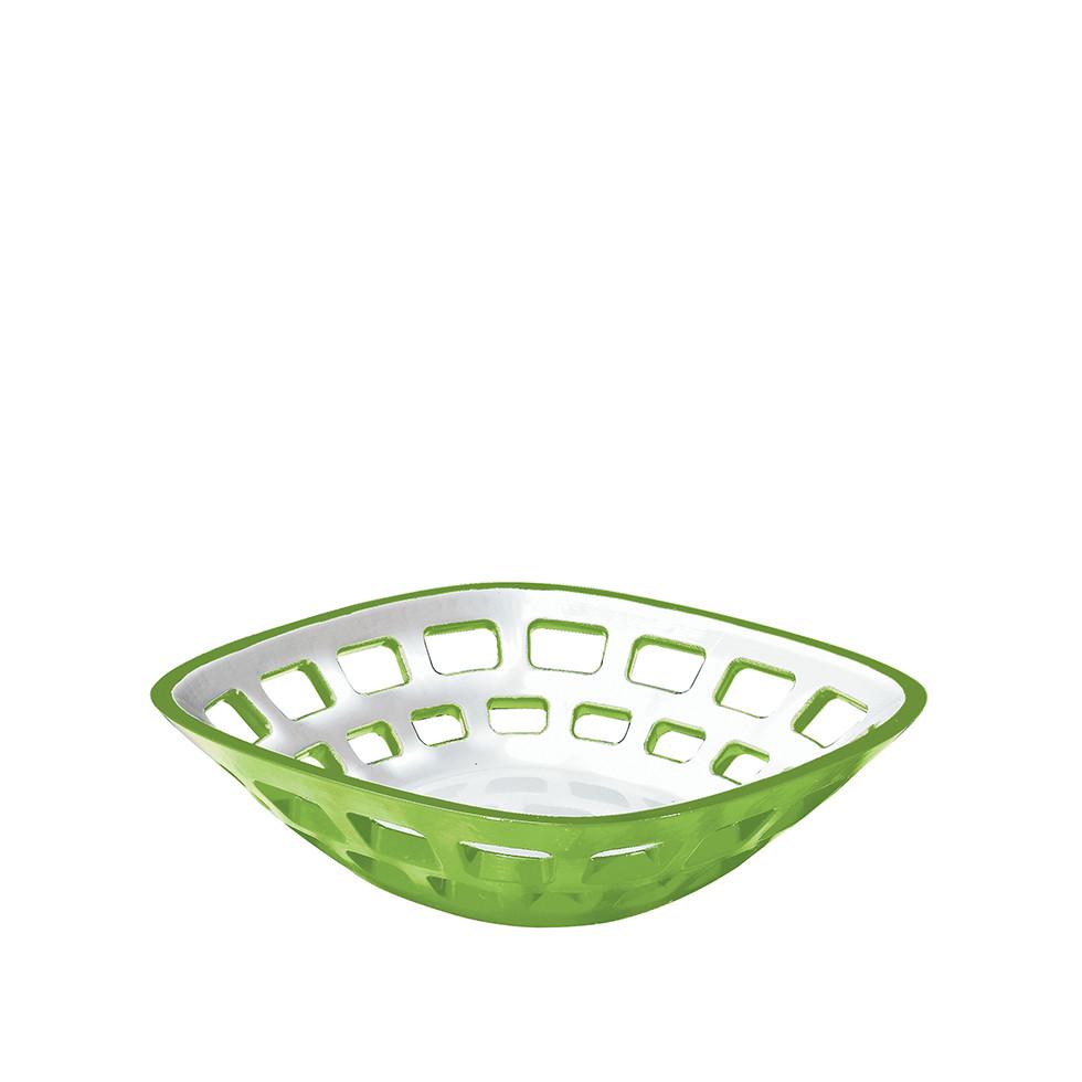 Koszyk na pieczywo Guzzini Vintage zielony