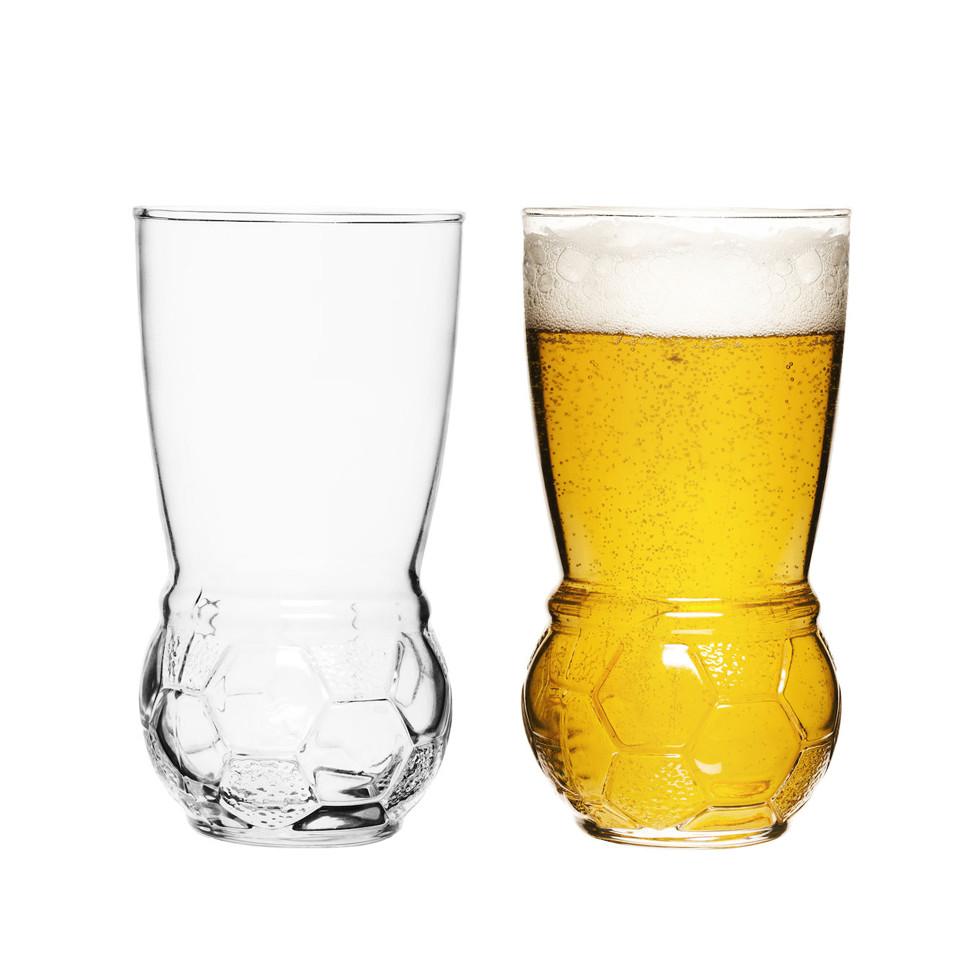 2 Szklanki do piwa Sagaform 450 ml