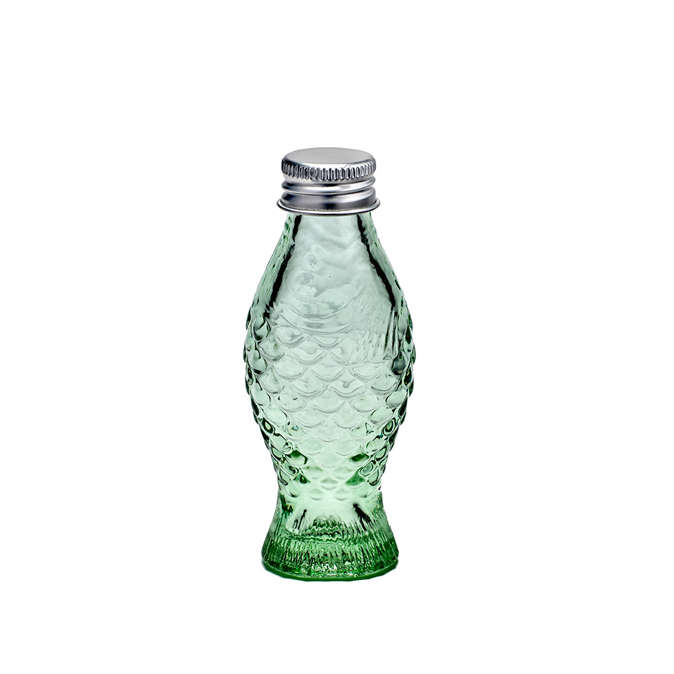 Butelka do oliwy/octu/przypraw p³ynnych Serax Fish & Fish Paola Navone
