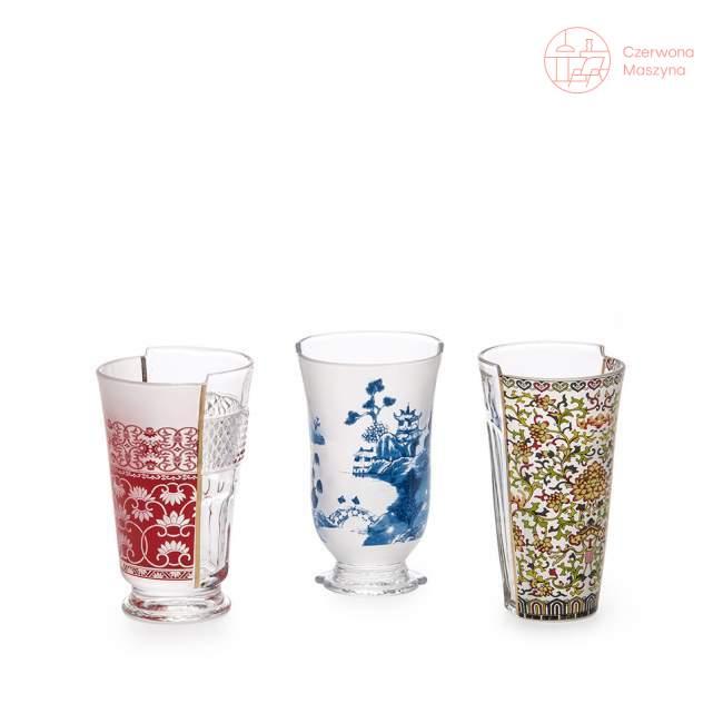 3 Szklanki koktajlowe Seletti Hybrid Clarice