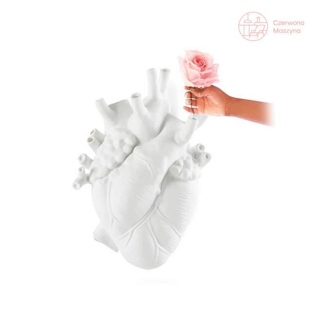 Wazon serce Seletti Love in bloom, duży
