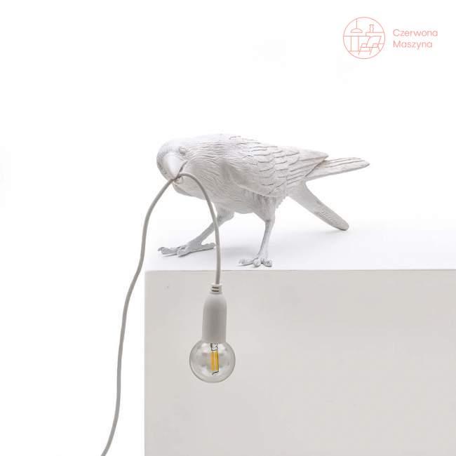 Lampa Seletti Bird Playing outdoor, biała