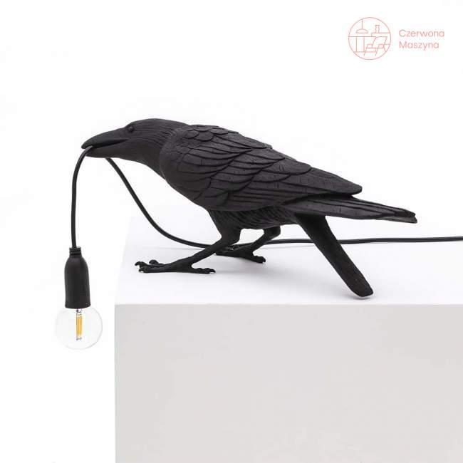 Lampa Seletti Bird Playing outdoor, czarna
