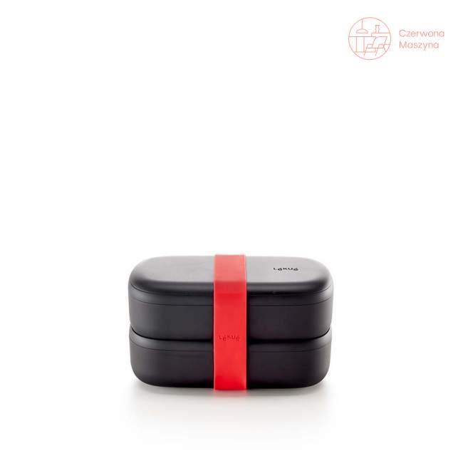 Lunchbox TO GO Lekue Limited czarny