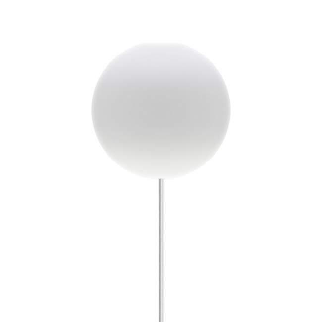 Zawieszenie do lamp Umage Cannonball (dawniej Vita Copenhagen), białe