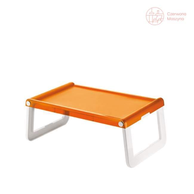 Stolik łóżkowy Guzzini Casa Jolly, pomarańczowy