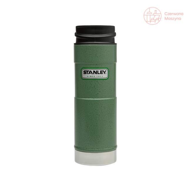 Kubek termiczny jednoręczny Stanley Classic 470 ml, zielony