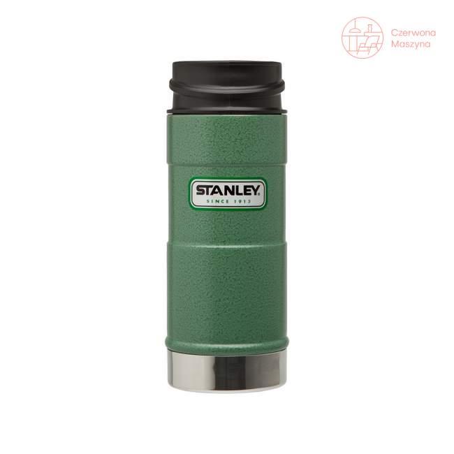 Kubek termiczny jednoręczny Stanley Classic 350 ml, zielony