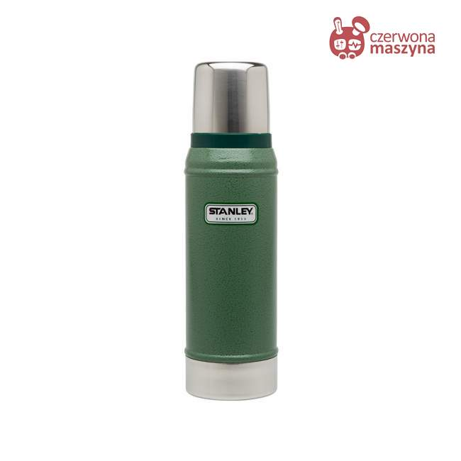 Termos Stanley Classic 0,7 l, zielony