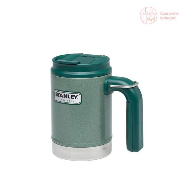 Kubek termiczny Stanley Classic 470 ml, zielony
