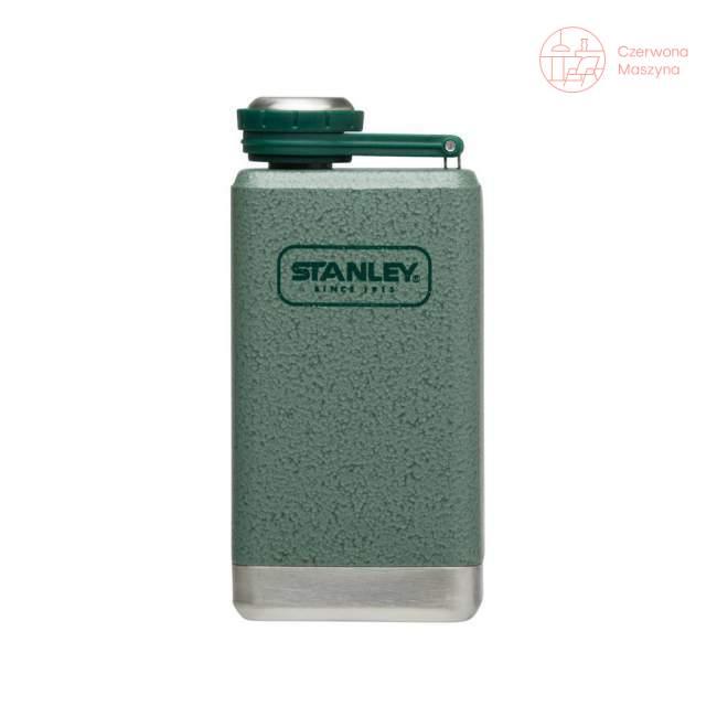 Piersiówka Stanley Adventure 147 ml, zielona