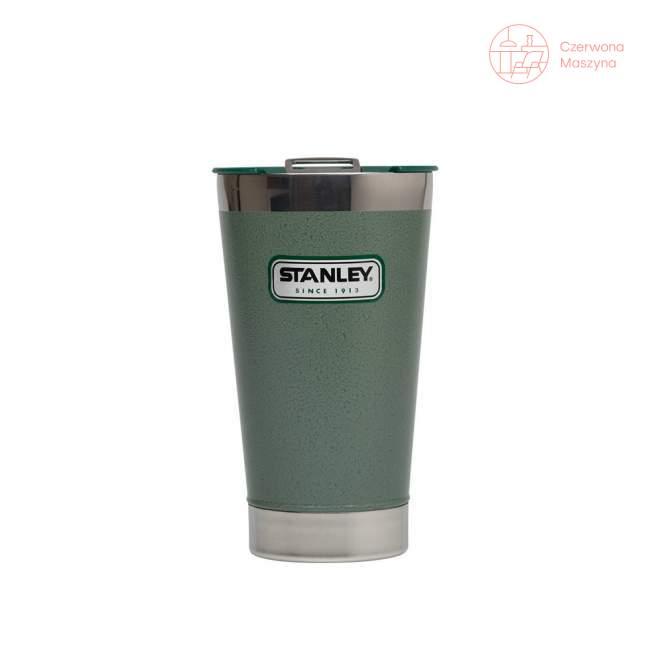 Kufel termiczny Stanley Classic 470 ml, zielony