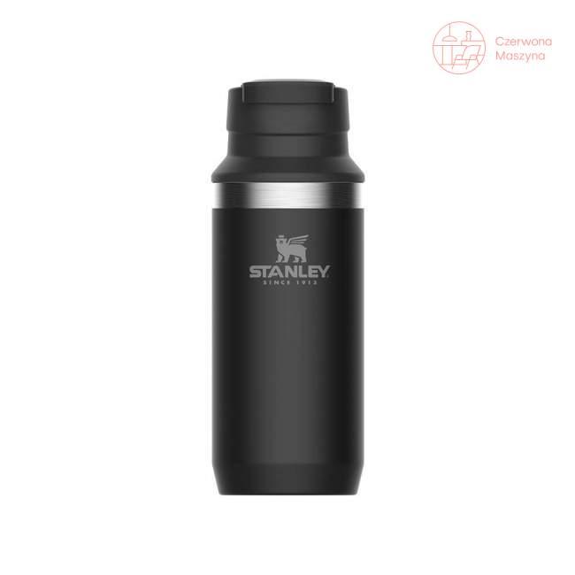 Kubek termiczny Stanley SWITCHBACK™ Adventure 350 ml, czarny