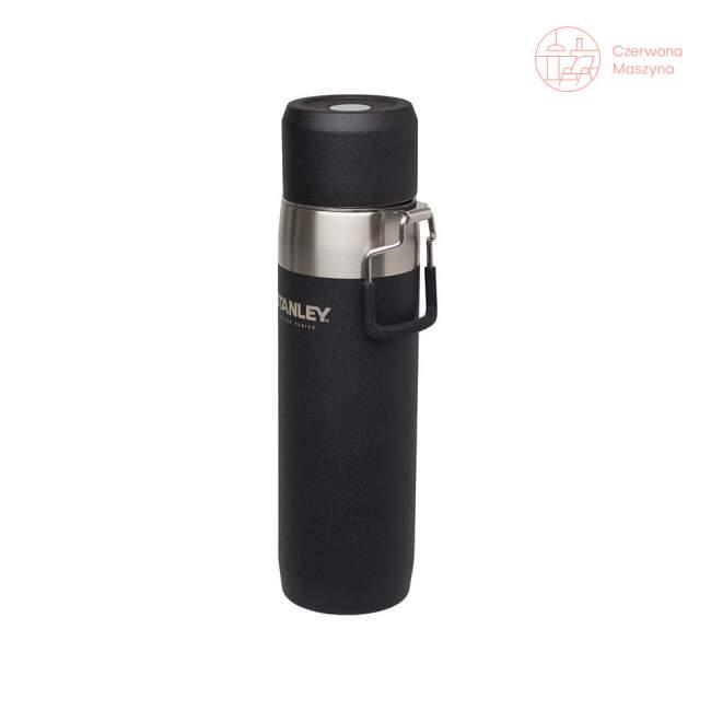 Butelka termiczna na wodę Stanley Master 0,65 l, czarna