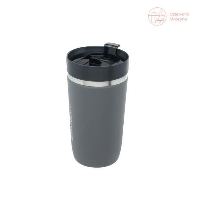 Kubek termiczny z wkładem ceramicznym Stanley GO 470 ml, grafitowy