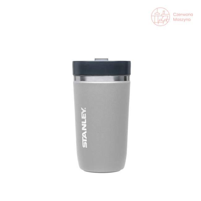 Kubek termiczny z wkładem ceramicznym Stanley GO 470 ml, popielaty