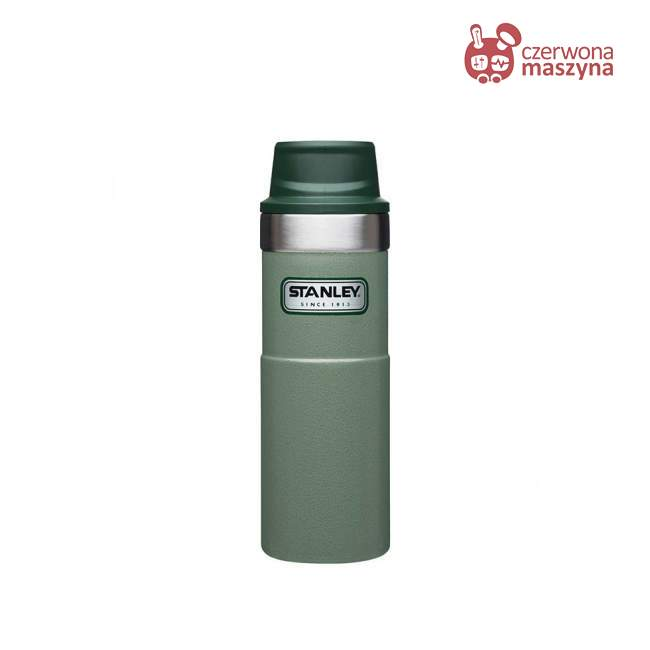 Kubek termiczny stalowy Stanley Classic 470 ml, zielony