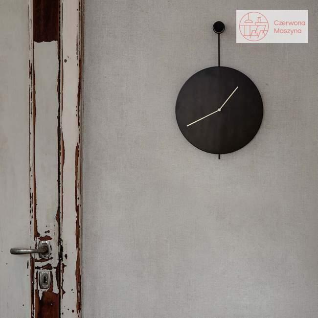 Zegar ścienny ferm LIVING Trace
