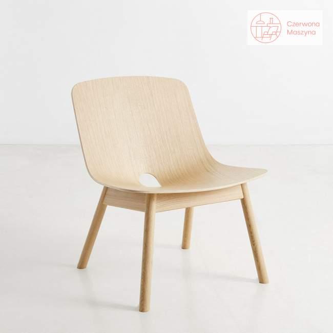 Fotel Woud Mono jasne drewno