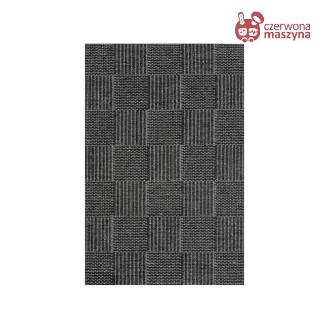 Dywan Linie Design Chess Charcoal 140 x 200 cm