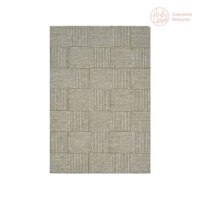 Chodnik Linie Design Chess Moss 90 x 160 cm