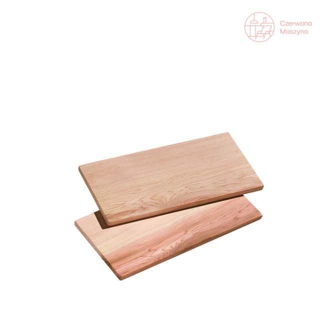 2 deski do grillowania Küchenprofi Smoky 40 cm