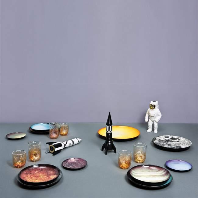 Talerz Seletti Diesel Cosmic Diner Neptune Ø 16,5 cm