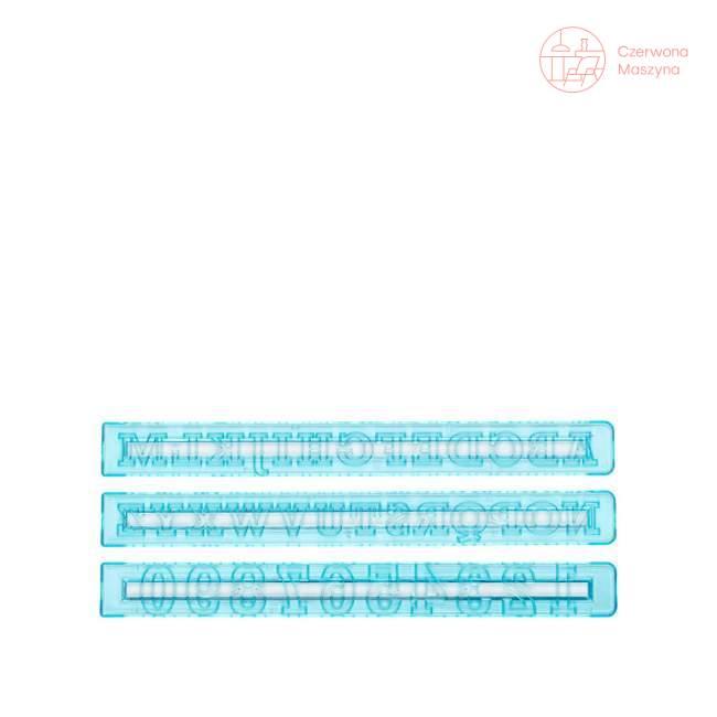 3 Szablony liter i cyfr do dekoracji Tala