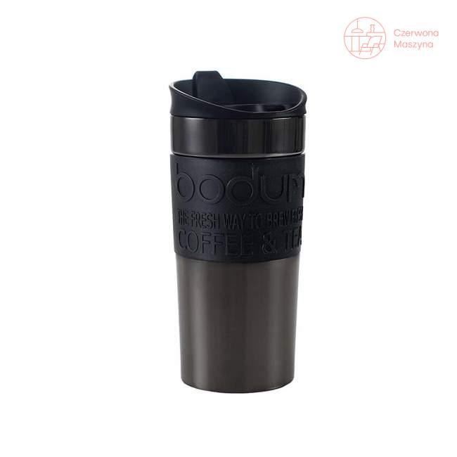 Kubek termiczny Bodum Travel 350 ml czarny