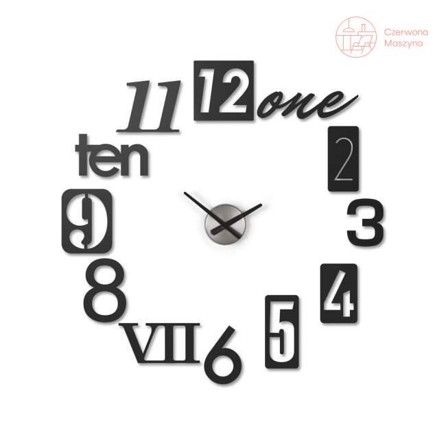 Zegar ścienny Umbra Numbra 12 el.