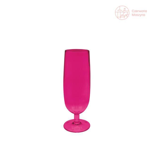 Kieliszek do szampana Zak! designs Stacky różowy