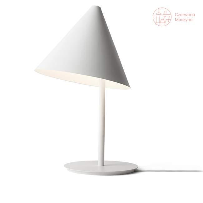 Lampa stołowa Menu Conic, biała