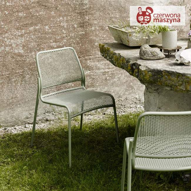 Krzesło Skagerak Mira Hunter Green