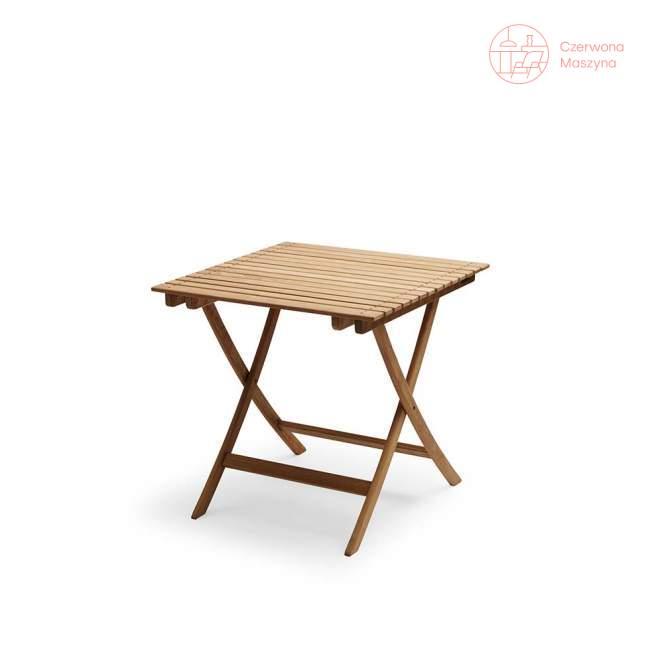 Stół składany Skagerak Selandia 75 x 75 cm
