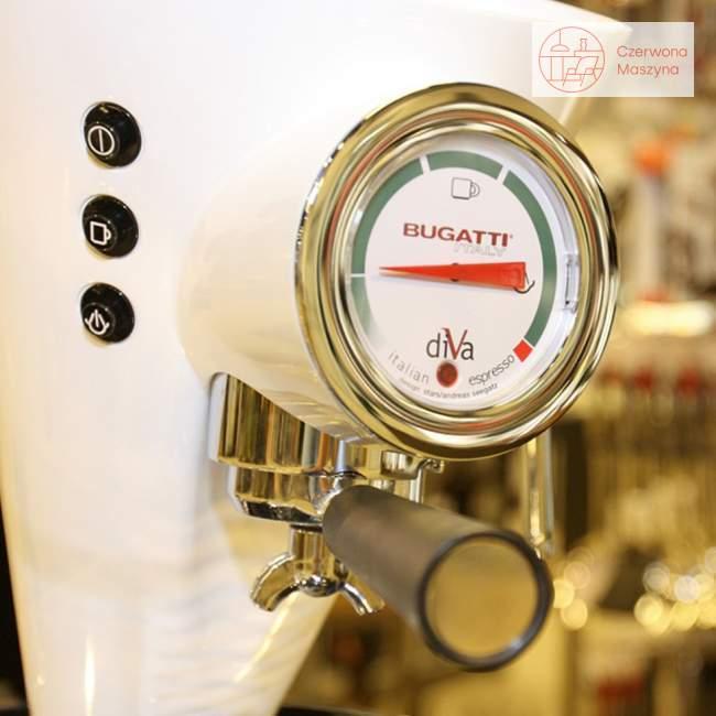 Ekspres do kawy Bugatti Diva biały