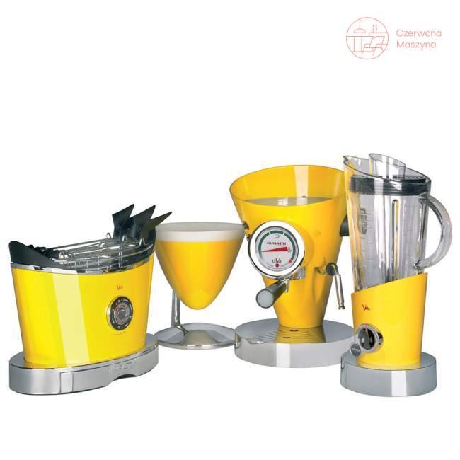 Ekspres do kawy Bugatti Diva żółty