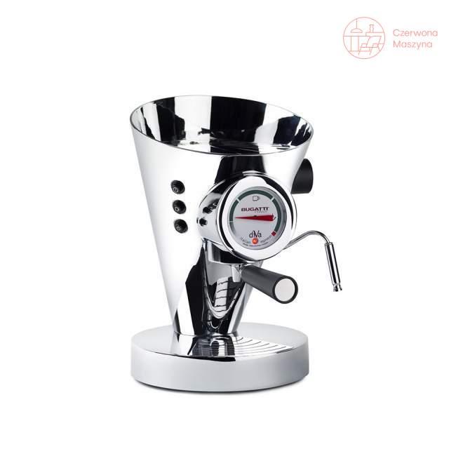 Ekspres do kawy Bugatti Diva chromowany
