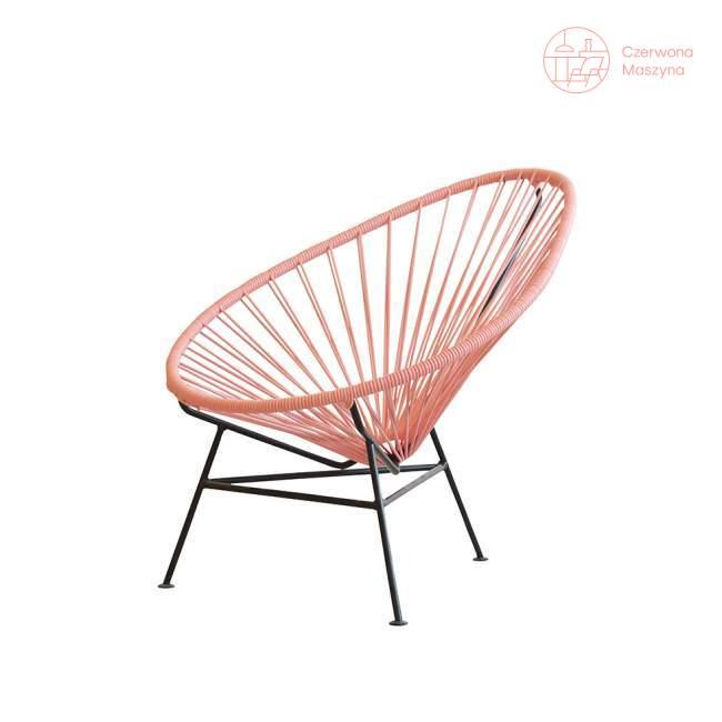 Fotel dla dziecka OK Design Acapulco mini, różowy