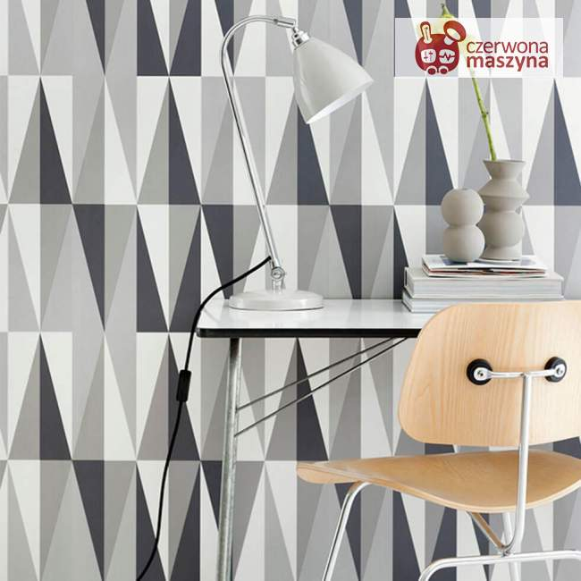 Tapeta ferm LIVING Spear Grey