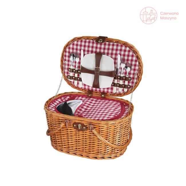 Kosz piknikowy dla 2 osób Cilio Riva