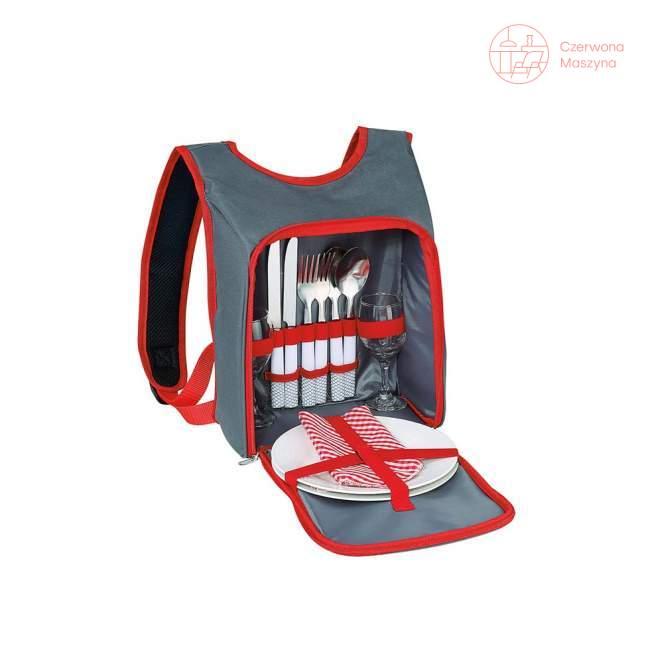 Plecak piknikowy z wyposażeniem dla 2 osób Cilio Lido