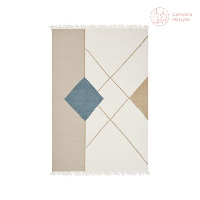 Dywan Linie Design Vitalia Anthracit 200 x 300 cm