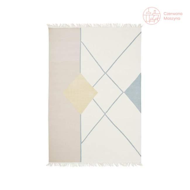Dywan Linie Design Vitalia Mustard 170 x 240 cm