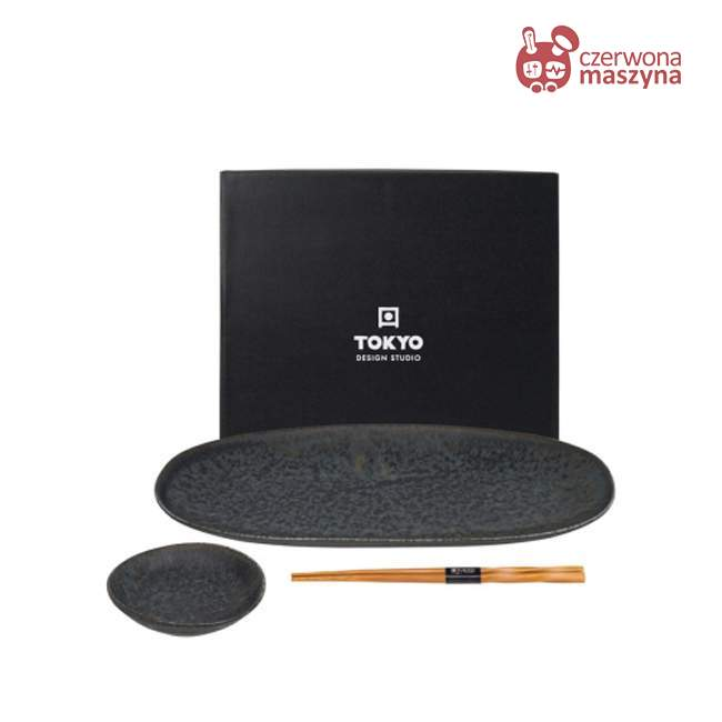 Zestaw do sushi Tokyo Design Onyx Noir